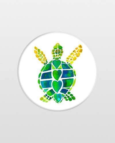 Turtle Love PopSockets Phone Grip