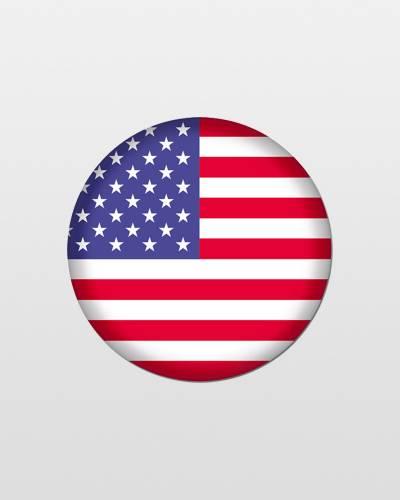 American Flag PopGrip