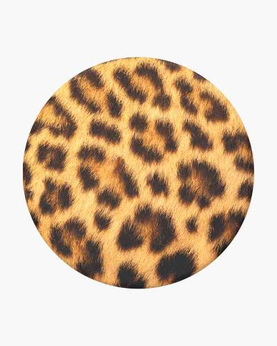 Cheetah Chic Swappable PopGrip