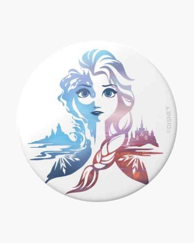 Frozen Elsa Swappable PopGrip