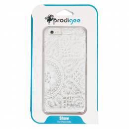 Prodigee Show Magnet Case for iPhone 6/6S in White Lace