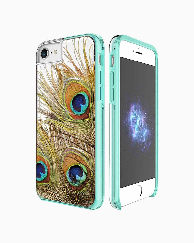 Prodigee Show iPhone 7 Case in Peacock