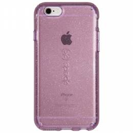Speck Candyshell Clear Case for iPhone 6/6S in Pink Glitter