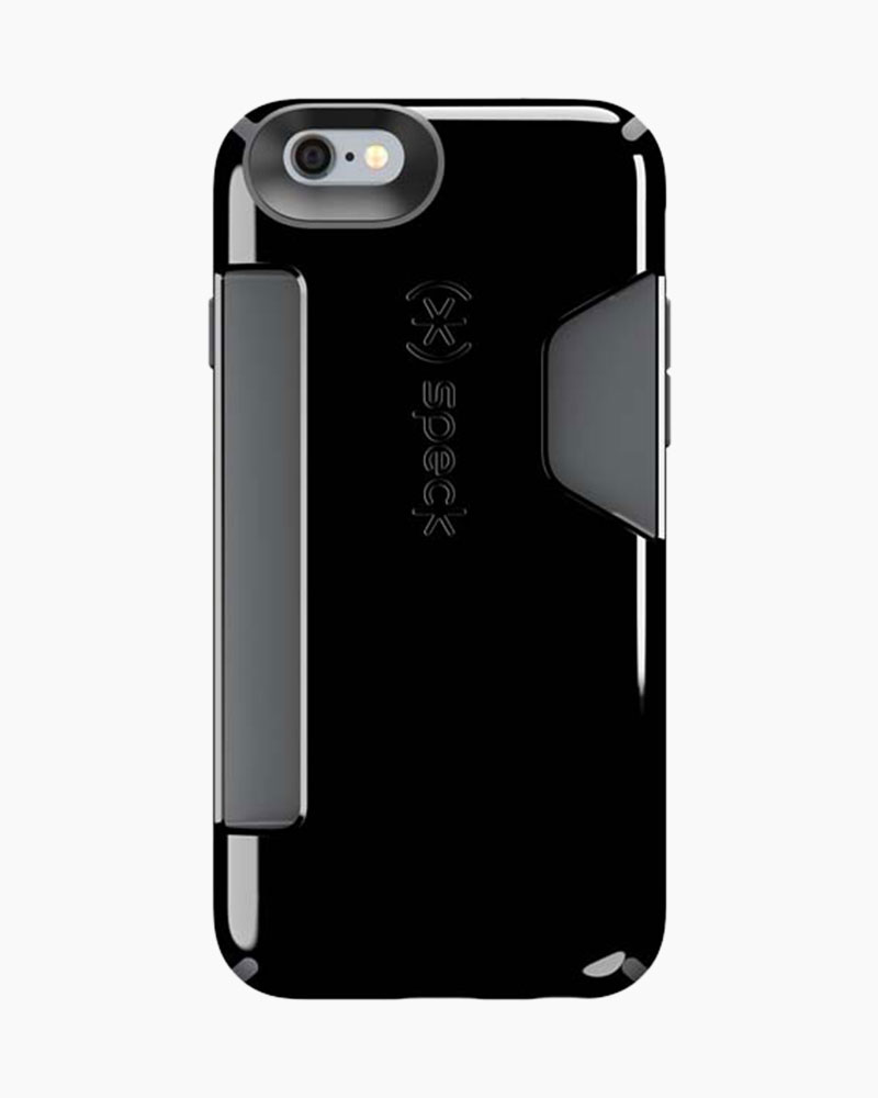 Speck Candyshell Card Case for iPhone 6/6S in Black