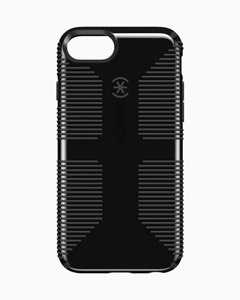 Speck Candyshell Grip Case for iPhone 7 in Black and Grey