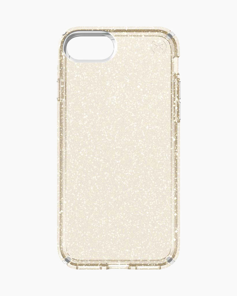 Speck Candyshell Clear Case for iPhone 7 in Clear Glitter