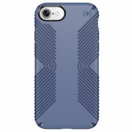 Speck Presidio Grip Case for iPhone 7 in Twilight Blue and Marine Blue