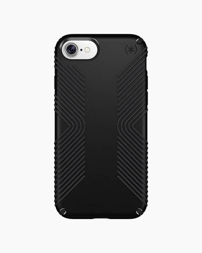 Presidio Grip Case for iPhone 7 in Black