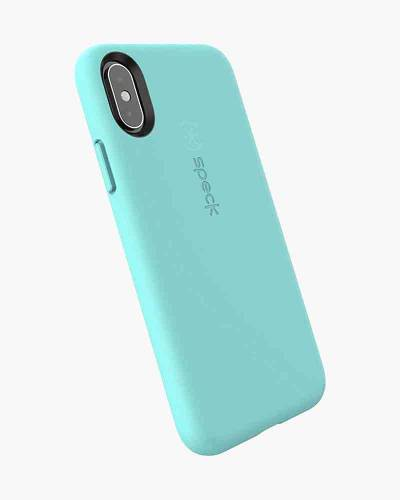 CandyShell Fit Case for iPhone X/XS in Zeal Teal