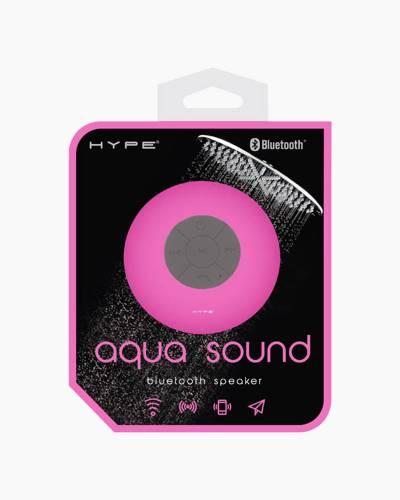 Aquasound Pink BlueTooth Shower Speaker