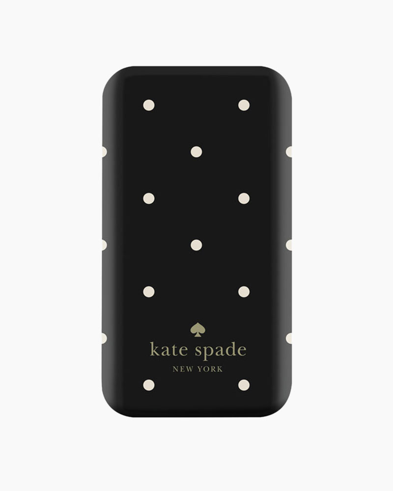kate spade NEW YORK Portable Charger in Larabee Dot