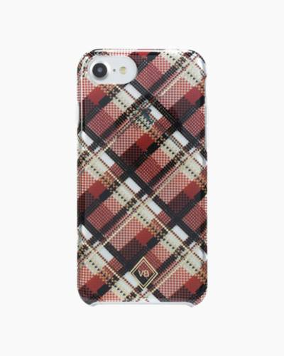 iPhone 7 Case in Rumba Grid
