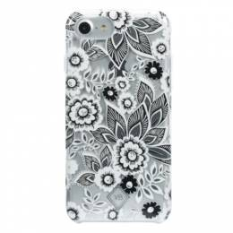 Vera Bradley iPhone 7 Case in Snow Lotus