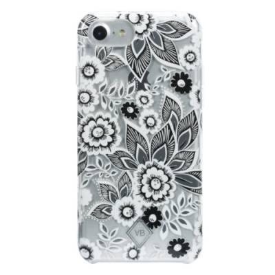 iPhone 7 Case in Snow Lotus