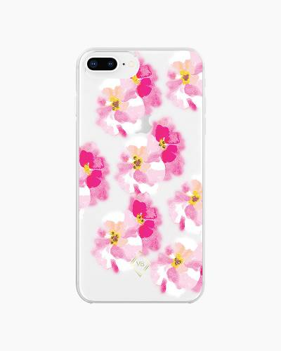 Flexible Frame Case for iPhone in Scattered Superbloom (8 Plus, 7 Plus, 6 Plus, 6S Plus)