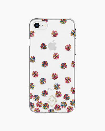 Flexible Frame Case for iPhone in Summer Vibes (8, 7, 6, 6S)