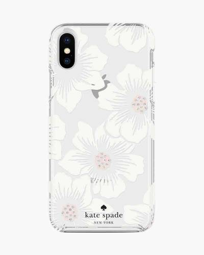 Hollyhock iPhone XS Max Case