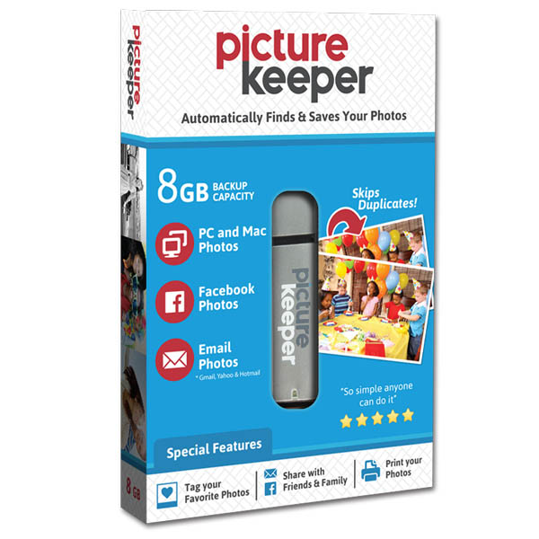 Picture Keeper Picture Keeper (8gb)