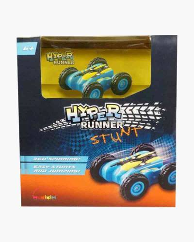 Hyper Runner Transforming Stunt Car