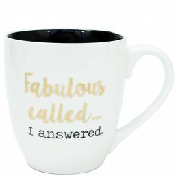 Mary Square Fabulous Called Mug