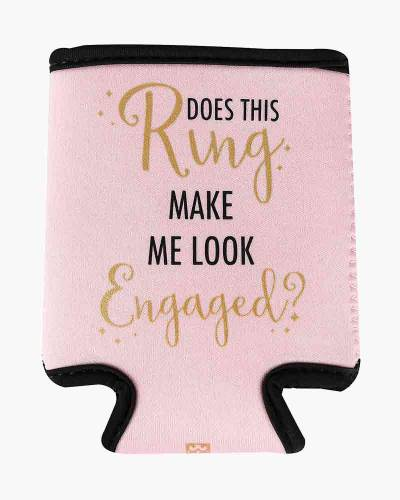 Does This Ring Make Me Look Engaged? Beverage Sleeve