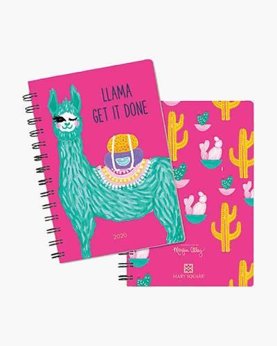 Llama Get It Done 2020 Agenda