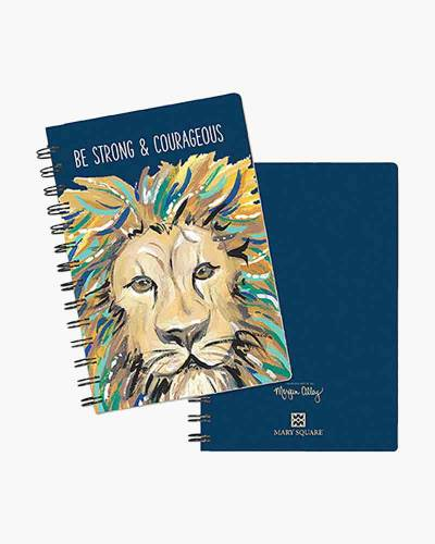Be Strong and Courageous Lion 2020 Agenda