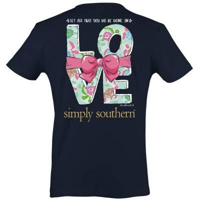 Women's In Love Short Sleeve Tee