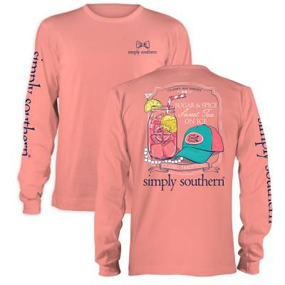 Women's Sugar and Spice Long Sleeve Top