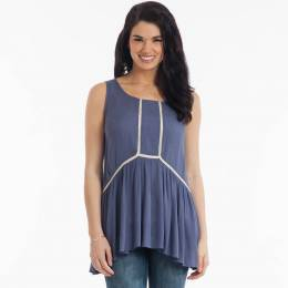 L Love Babydoll Top