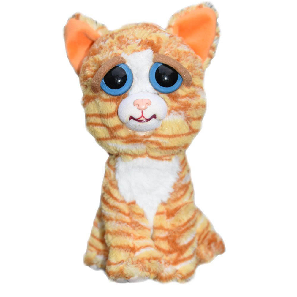Feisty Pets Princess Pottymouth Feisty Plush Cat