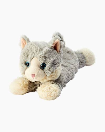 Cozy Laying Down Cat Scented Plush