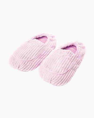 Lavender Scented Spa Therapy Slippers in Pink