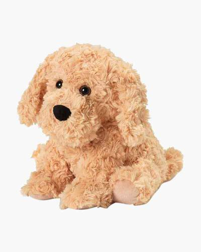 Cozy Gold Dog Scented Plush