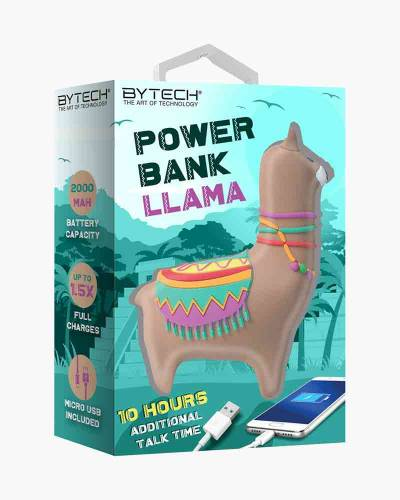 Llama Power Bank