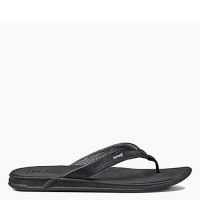 Reef Rover Catch Sandals in Black