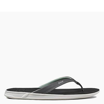 Reef Rover Catch Sandals in Black and Mint