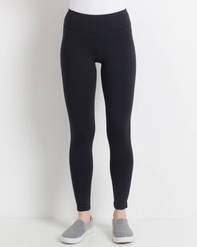 Black Athleisure Leggings