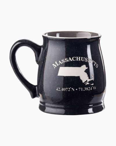 Massachusetts Tankard Mug in Charcoal