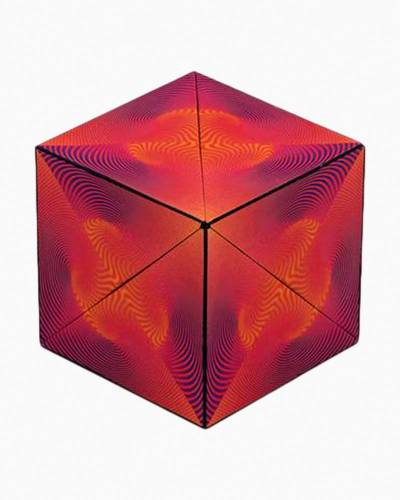 Optical Illusion Shashibo Fidget Toy