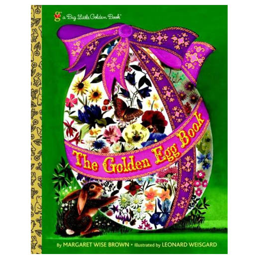 Margaret Wise Brown The Golden Egg Book (Hardcover)