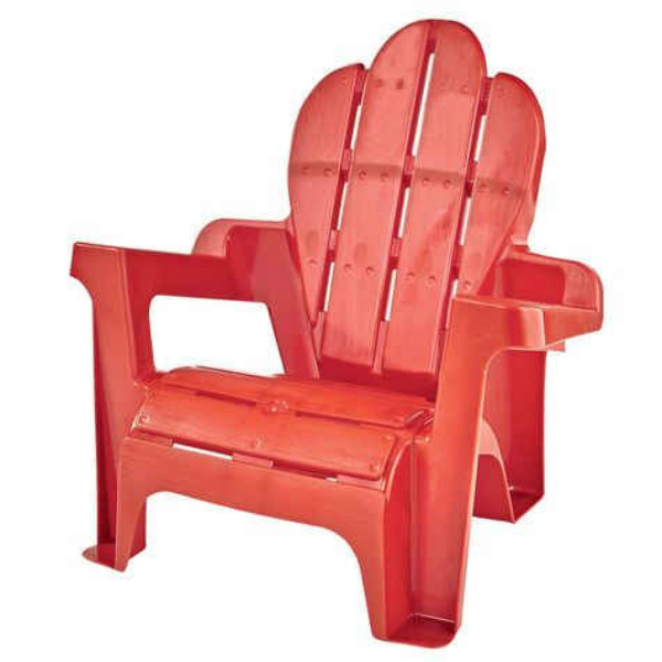 American Plastic Toys, Inc. Kid's Adirondack Chair (Assorted Colors)