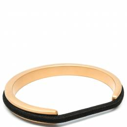 Maria Shireen Rose Gold Athleisure Hair Tie Bracelet