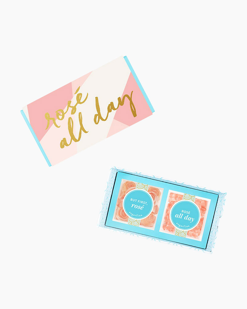 Sugarfina Rose All Day Bento Box Candies (2-Piece)