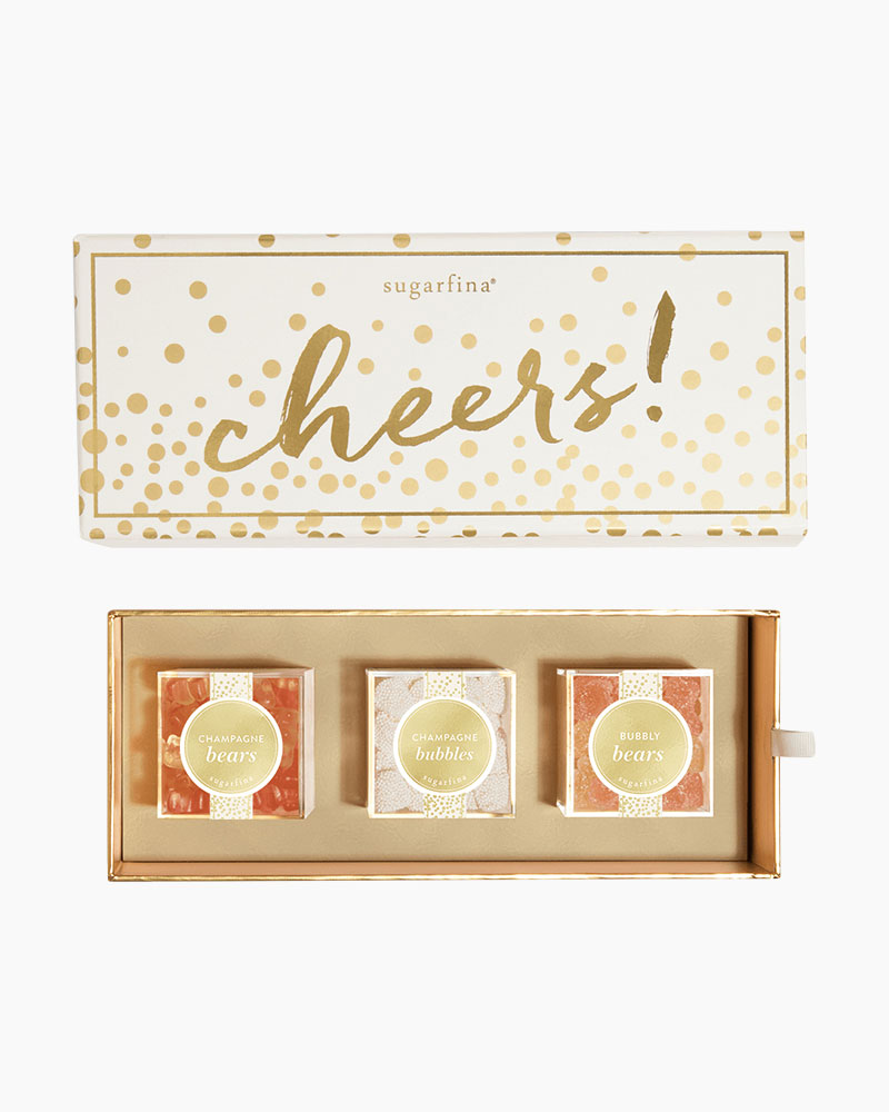 Sugarfina Cheers! Bento Box Candies (3-Piece)