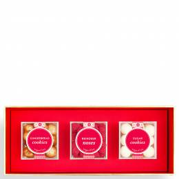 Sugarfina Candy Merry Christmas Bento Box Candies (3-Piece)