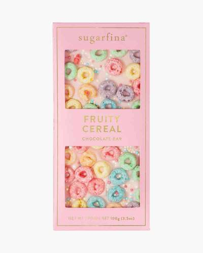 Fruity Cereal Chocolate Bar