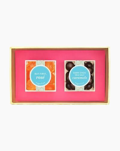 Floral Bento Box Candies (2-Piece)