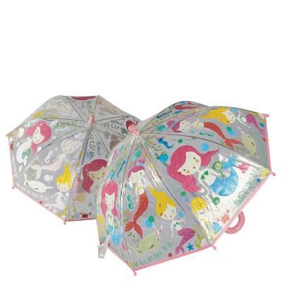 Mermaid Magic Color-Changing Umbrella