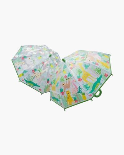 Jungle Magic Color-Changing Umbrella